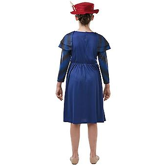 Mary Poppins Returns Girls Mary Poppins Costume