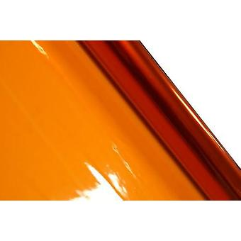 Haza Cellophane folie orange 70x500cm