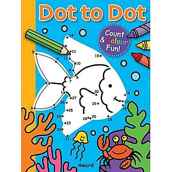 Dot to Dot Fish and More!: Counting & Colouring Fun! (Dot to Dot Counting & Coloring Fun)