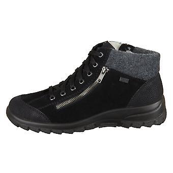 נעלי החורף האוניברסלי rieker L713201 הנשים