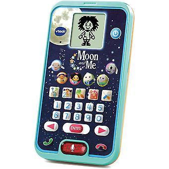 VTech Moon & me oproep & telefoon smartphone leren