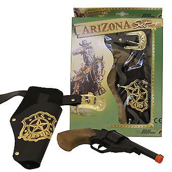 Edison Arizona Länsi Cap ase & kotelossa Set