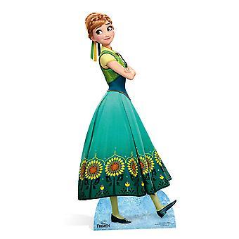 Anna from Frozen Fever Disney Cardboard Cutout / Standee
