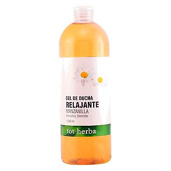 Relaxing chamomile shower gel Tot Herba
