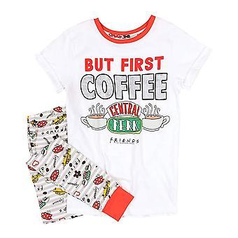 Women's Friends Central Perk Coffee First Pyjama Set