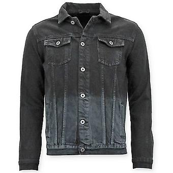 Denim jacket - Denim - Black