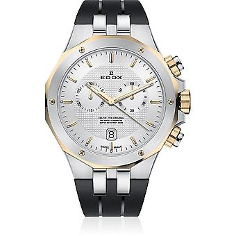 Edox - Wristwatch - Men - Dolphin - Chronograph - 10110 357JCA AID