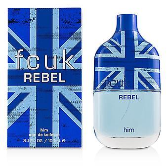 French Connection UK Fuck Rebel Eau De Toilette Spray 100ml/3.4oz