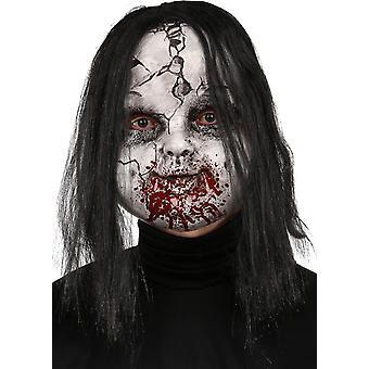 Terror-Tot-Maske für Erwachsene