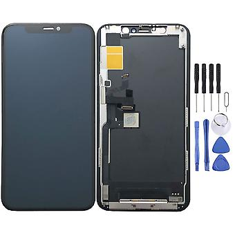 For Apple iPhone 11 Pro 5.8 Inch Display Full OLED LCD Unit Touch Spare Part Repair Black New