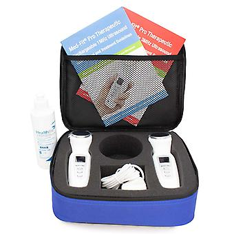 Med-Fit Pro 1&3 MHz Home Ultrasound Machine Therapeutic Portable Homecare Ultrasound