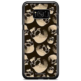 Bjornberry Shell Samsung Galaxy S8 Plus - Skulls