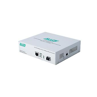Alloy Poe2000Lc Poe Pse Gigabit Ethernet Media Converter