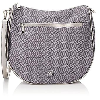 YNOT Gu1005/pe18 Women's Grey shoulder bag 8x27x26.5 cm (W x H x L)
