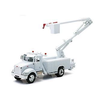 01:43 échelle moulé Utility Truck, camion de Maintenance de ligne