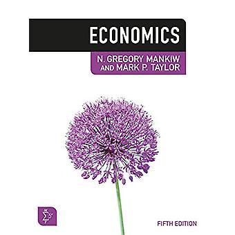 Economics by N. Mankiw - 9781473768543 Book