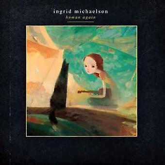 Ingrid Michaelson - Human Again [CD] USA import