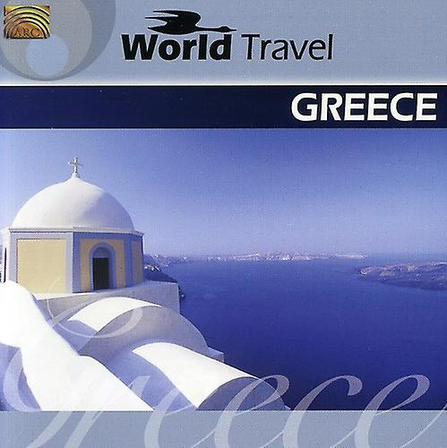 ARC MUSICI (GER) Traditionell musik & låtar från Grekland - traditionell musik & låtar från Grekland [CD] USA import