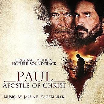 Jan a.P. Kaczmarek - Paul Apostle of Christ / O.S.T. [CD] USA import