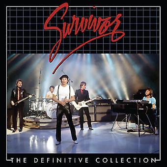 Survivor - Definitive Collection [CD] USA import
