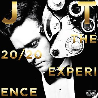 Justin Timberlake - 20/20 Experience 2 of 2 [Vinyl] USA import