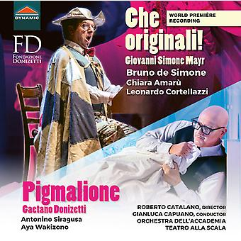 Donizetti / Siragusa / Bianco - Pigmalione / Che Originali [CD] USA import