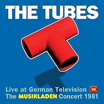 Tubes - Live at German Television: Musikladen Concert 1981 [Vinyl] USA import