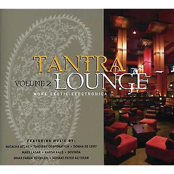 Tantra Lounge - Vol. 2-Tantra Lounge [CD] USA import
