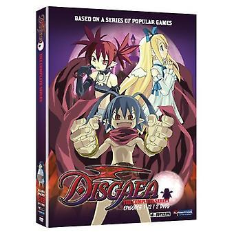 Disgaea: Complete Series [DVD] USA import