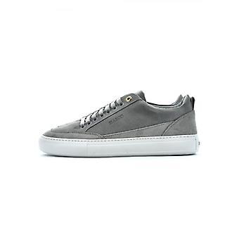 Mason Garments Grey Tia Low Nubuck Sneaker