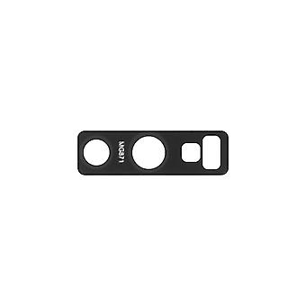 Galaxy Note 9 Rear Camera Glass Lens Ersatz-Schwarz