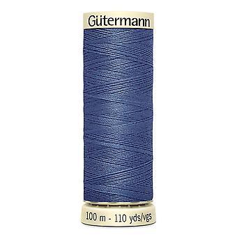 Gutermann Ommella-all 100 % Polyesteri Thread 100m Käsi ja kone värikoodi - 112
