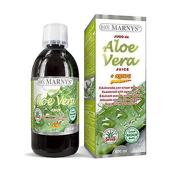 Jus d'Aloe Vera et d'Agave 50 ml