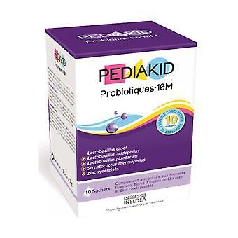 Pediakid Probiotics 10M 10 packets