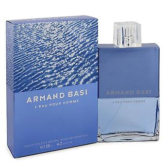 Armand Basi L'eau Pour Homme Eau De Toilette Spray (Tester) By Armand Basi 4.2 oz Eau De Toilette Spray