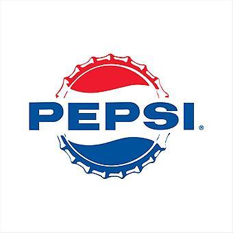 Pepsi Cola 1962 Bottlecap Logo Men's Hooded Sweatshirt