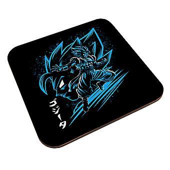 Inking Gogeta Azul Dragon Ball Z Lasinalus