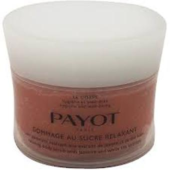 Payot Gommage Au Sucre Relaxant Jasmine och vitt te Body Scrub 200ml