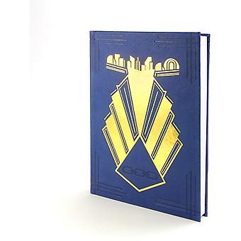 Notebook - BioShock - Rapture Journal/Hardcover New Licensed BSHL335