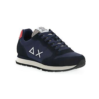Sun68 0706 tom solid nylon sneakers fashion