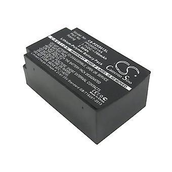 Bateria para Papagaio PF056001AA ZIK Fones de ouvido Bluetooth sem fio PF560000BA
