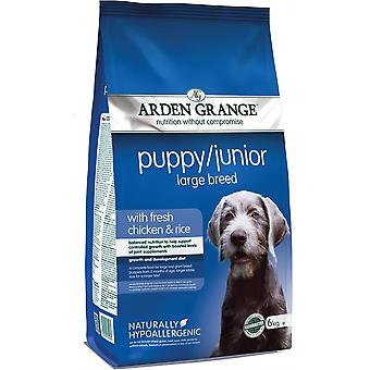 Arden Grange Puppy Junior Grande Razza - 6kg