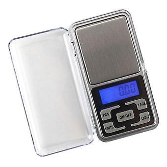 Digital scale in pocket format, Pocket Scale, Jewelry wave 0.01 - 300g