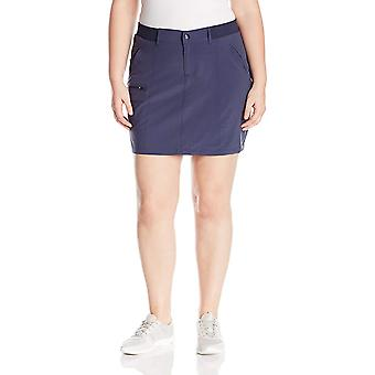 Lee Women's Petite Active Performance Everly Skort, Voyage, 10 Petite