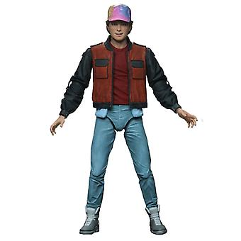 """Back to the Future 2 Marty Ultimate 7"""" Action Figure"""
