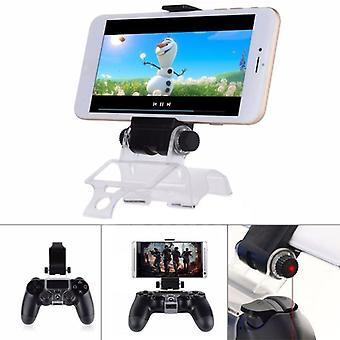 Game Controller For Sony Playstation Ps4, Fixed Gamepad Base With Otg Cable