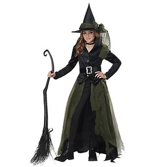 Kids Cool Witch Costume