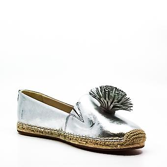 MICHAEL Michael Kors | Lolita Metallic Leather Slip-Ons