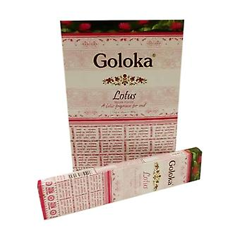 Goloka Lotus Incense 15 g
