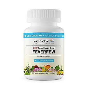 Eclectic Institute Inc Feverfew, 175 Mg, 50 Caps